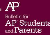AP Exam Bulletin