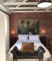 Bedroom. Queen size double bed.