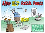 Life without fossil fuels