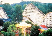 Come to Hershey Park located in Hershey Pennsylvania right next to the Hershey's chocolate factory.