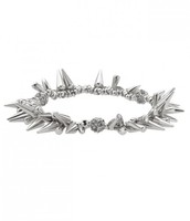 Renegade Bracelet in silver - 64$