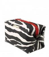 Zebra Pouf
