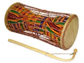 Construction of the Talking Drum
