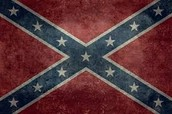Confederate Flag (What Lincoln defeated.)