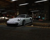 Porsche 911 Turbo Snowflake Edition