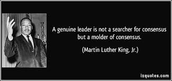 Quotes from Martin Luther King Jr.