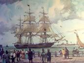 Docks and Ships