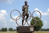 Jesse Owens has a park
