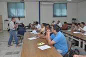 CAPACITAN A 30 EXTENSIONISTAS PARA EL MANEJO DE LAS BUENAS PRÁCTICAS AGRICOLAS