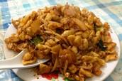 Fried Mashi (chǎo má shi)