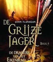 De Grijze Jager, boek 4, De dragers van het Eikenblad