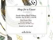 Christy's Stella and Dot will be there!