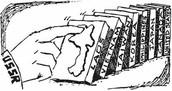 Domino theory (1954)