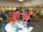 Shepaug Valley School Library