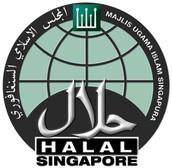 Do not be suspicious! It is a halal dish according to Majlis Ugama Islam Singapura