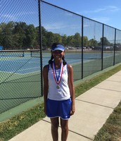 Lashley Takes 2nd in #1 Singles