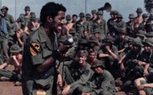 This Is Sammy Davis Singing During The War
