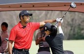 tiger woods training camp