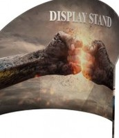 Banner stands for event display