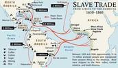 Slave Trade 1650-1860