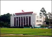 Vietnam Parliament Building