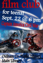 Teens & Main Circ