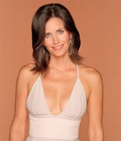Courtney Cox a.k.a. Monica Geller