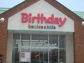 Tyler's Birthday Service!