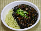 Chicken Jajangmyeon