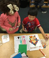 Gingerbread Sorting and Graphing