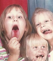 Fun in a Photo Booth