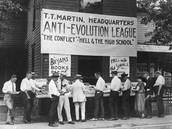 Evolution and then Scopes Trial