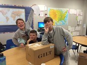 4th Grade Pringles Challenge!