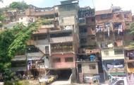 Outside of Barrio