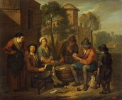 the time period of the Enlightenment; Culture and the Arts changed during the 1700's