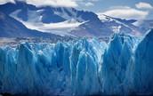 Los Glaciares de Upsala, Santa Cruz, Argentina