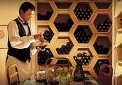 Their Wine Cellar