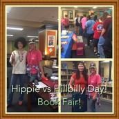 Book Fair Fun!