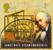 James Watt is the father of the steam engine