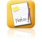 Agenda with Notes