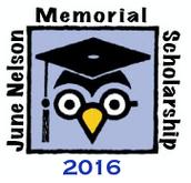 June Nelson Memorial Scholarship