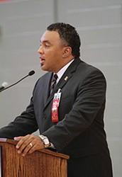 Harold Wright, Executive Director