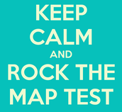 MAP Testing begins THIS WEEK!
