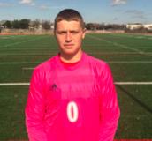 Brandon Qualls – V Senior, goalkeeper
