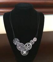 Filigree Art Necklace