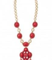 Sardina Pendant Necklace $49