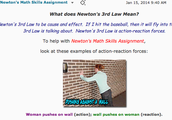 Newton's Law Assignment Help
