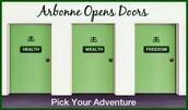 Arbonne Opportunity Opens Doors