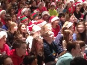 The Holiday Sing at Buckingham!
