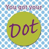 You Connected Your February Dot to Your March Dot! ~ Connect 3 Challenge!